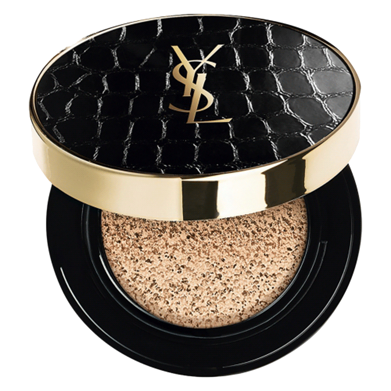 YSL Beauty Le Cushion Encre de Peau Leather Edition