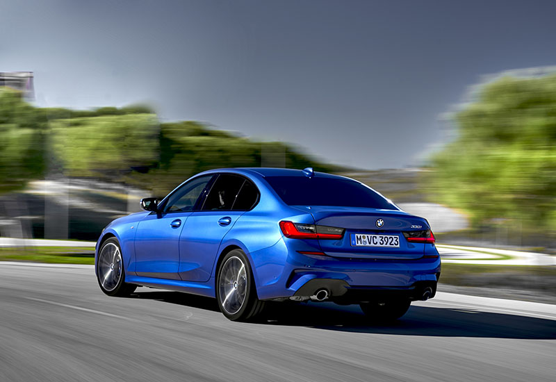 The Seventh Generation Bmw 3 Series Is All Geared Up To Conquer
