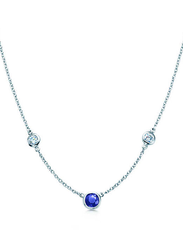 Elsa Peretti® Colour by the Yard Necklace by Tiffany & Co