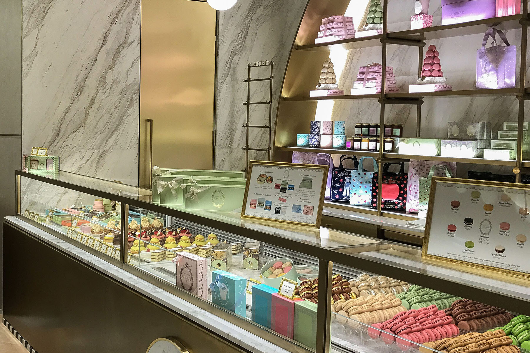 Ladurée Malaysia goes a notch further than just a tea salon