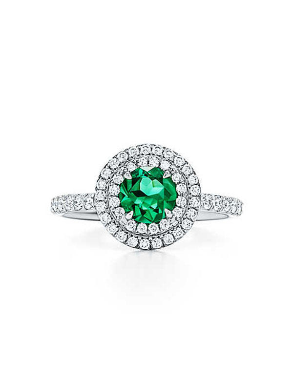 Tiffany Soleste® Ring by Tiffany & Co