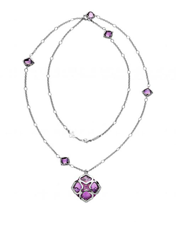 Imperiale Cocktail Sautoir Necklace by Chopard
