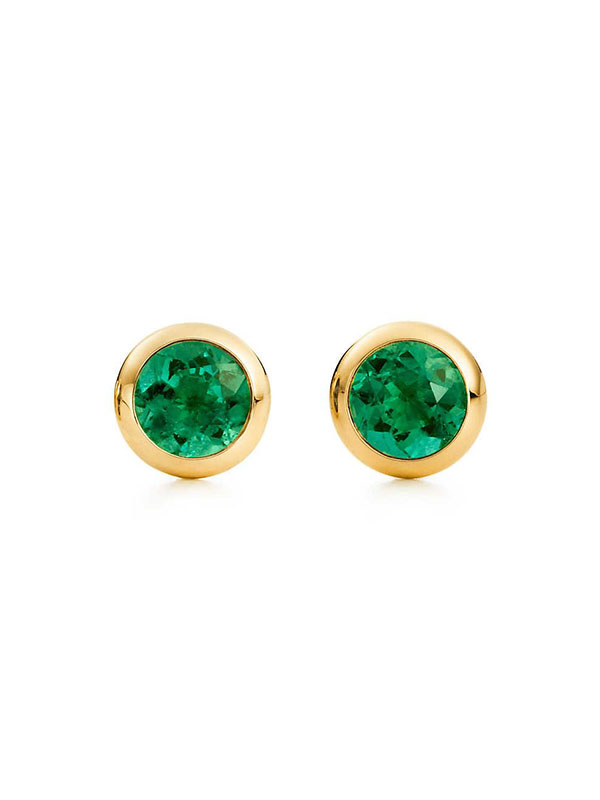 Elsa Peretti® Colour by the Yard Earrings by Tiffany & Co