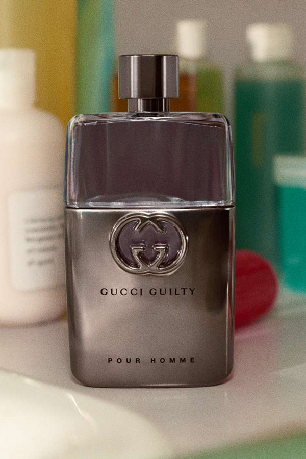 142e013e5 The Gucci Guilty is one of the first fragrance families introduced by Gucci  and has been a staple of scent lovers ever since. Enter its new chapter, ...