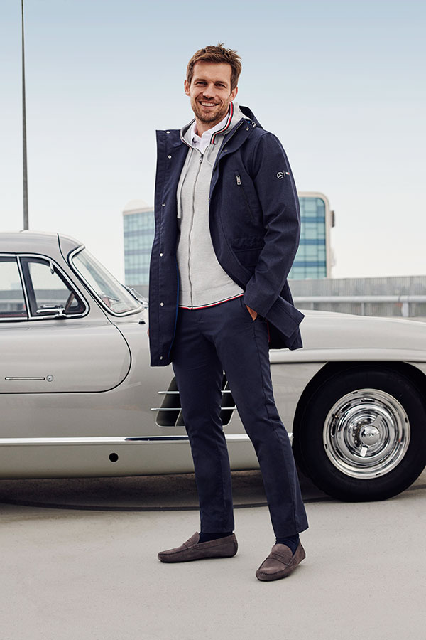 93c84be822c6b After landing a multi-year strategic partnership with Mercedes-Benz last  year, Tommy Hilfiger has teamed up with the German marque again for a  Spring 2019 ...