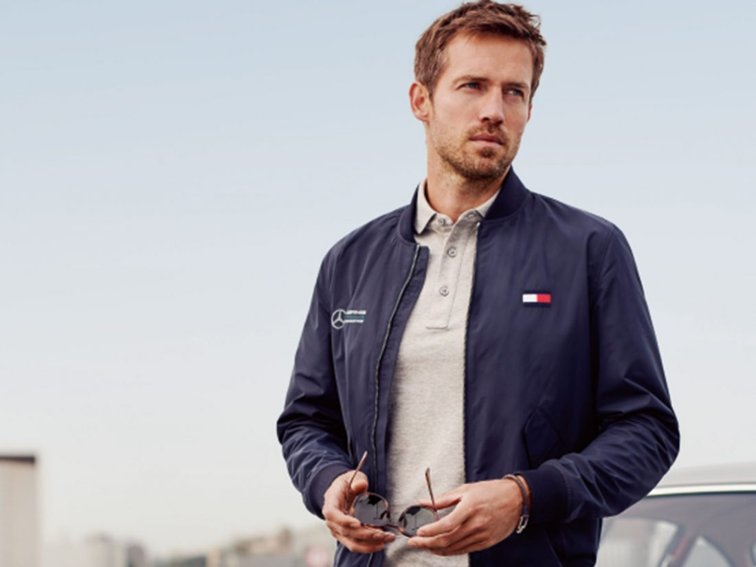 Tommy Hilfiger unveils Mercedes-Benz capsule collection for Spring 2019
