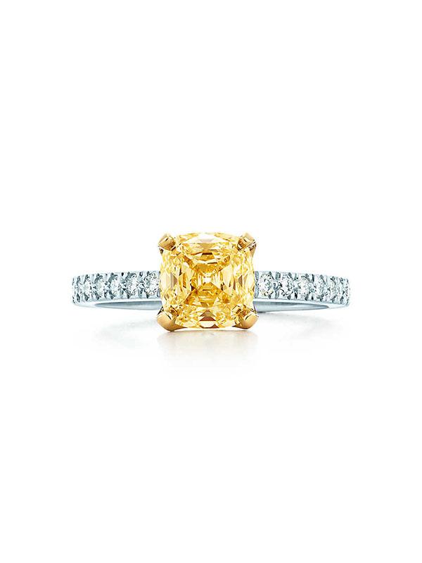 Tiffany Novo® Diamond Ring by Tiffany & Co