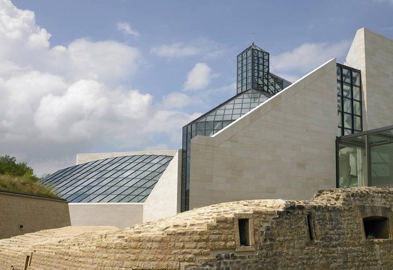 MUDAM Museum of Modern Art, Luxembourg