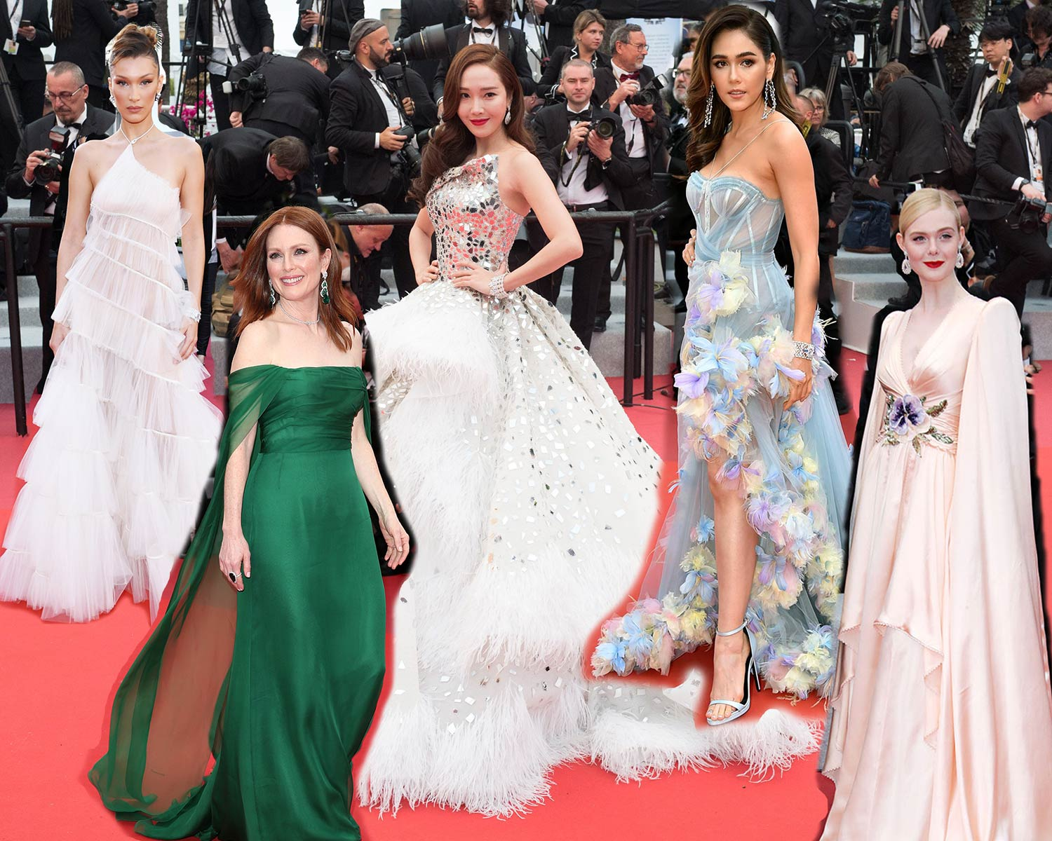 Cannes 2019 red carpet looks