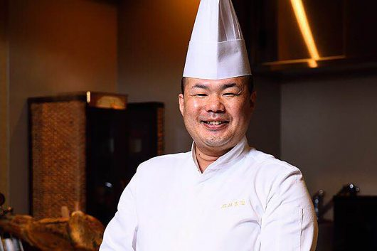 Chef Junichi Yoshida