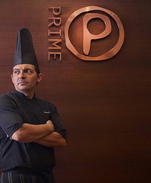 Chef Ramiro Moya
