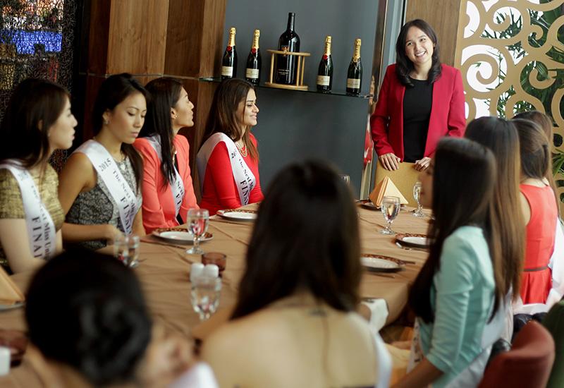 Hor Phooi Sin of Etiquette Academy Asia