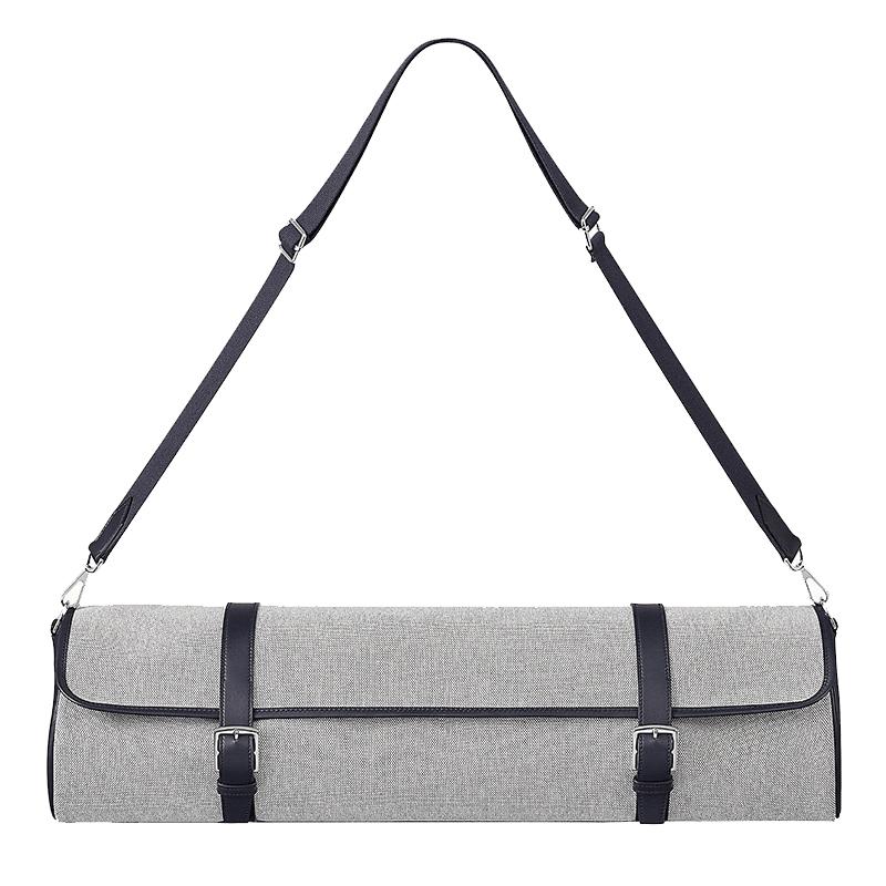 Hermes yoga mat and bag