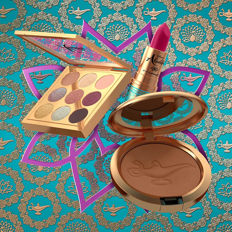M.A.C Cosmetics The Disney Aladdin Collection