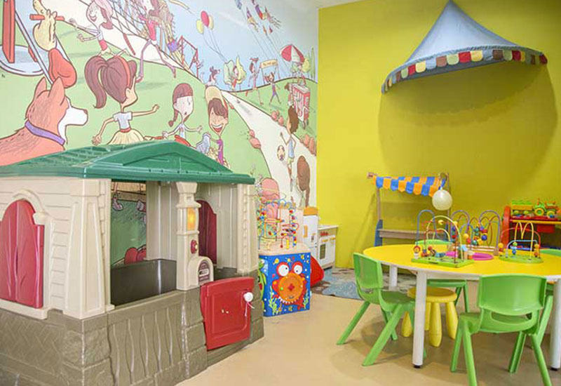 Marmalade Bangsar Play Area