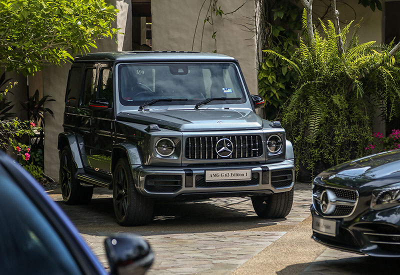 Mercedes-Benz AMG G63 Edition 1
