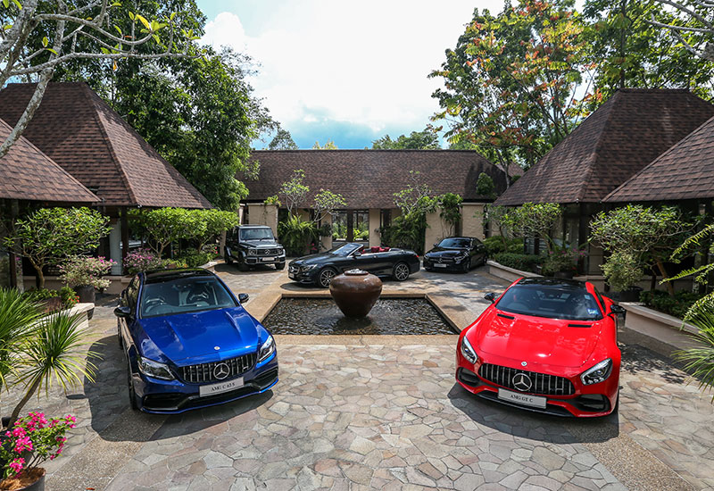 Mercedes-Benz Dream Cars