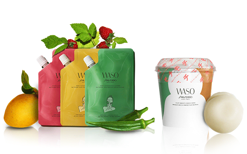 Shiseido WASO Limited Edition Series