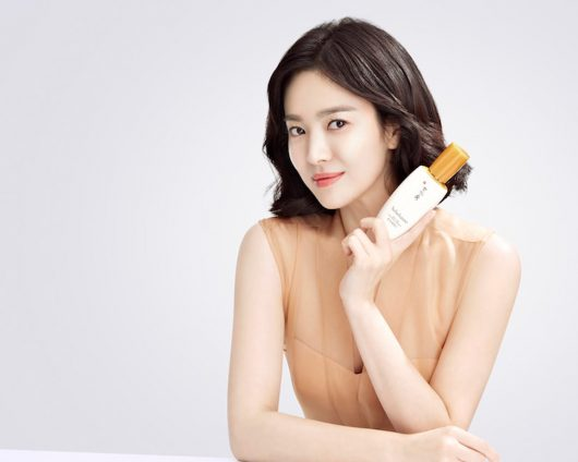 Song Hye Kyo Sulwhasoo Serum EX