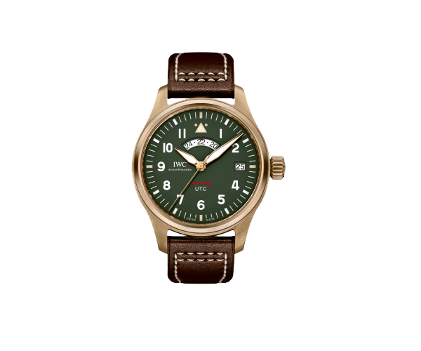 2019: Pilot's watch UTC Spitfire Edition 'MJ271'