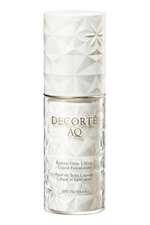 Decorte AQ Radiant Glow Lifting Liquid Foundation