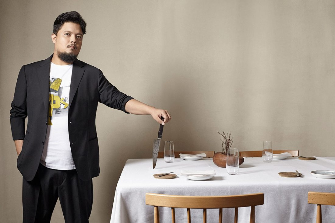 Chef Darren Teoh wants to drive the dialogue on Malaysian food with Dewakan