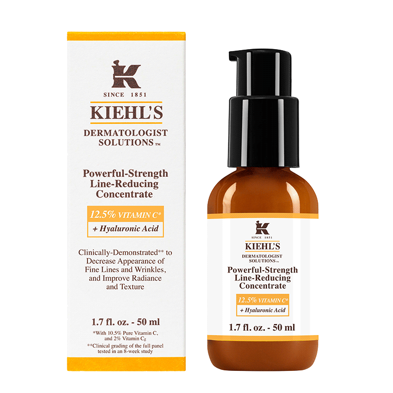 Ivy's favourite: Kiehl's Powerful-Strength Line-Reducing Concentrate