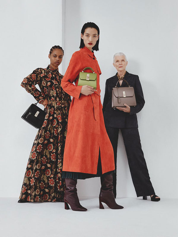 Aaliyah Hydes, Lina Zhang and Maye Musk star in the Boxyz campaign