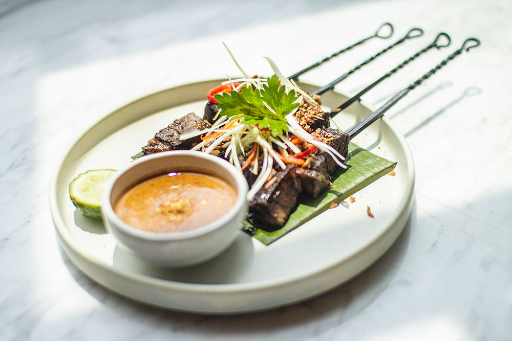 Blackbyrd: Where global comfort food is given an Asian twist
