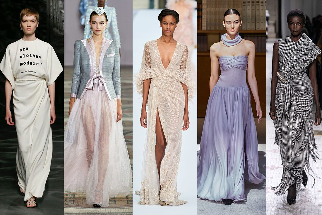 2019 Fall Haute Couture Week: Armani, Chanel, Dior, Givenchy and Ralph & Russo