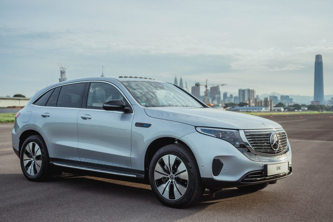 7 highlights of Mercedes-Benz EQC, Stuttgart's first all-electric SUV