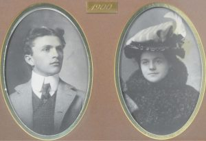 Frank Mars and Ethel Kissack