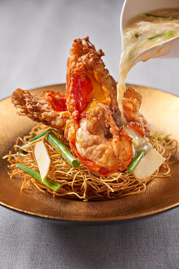 Wan Chun Ting new menu