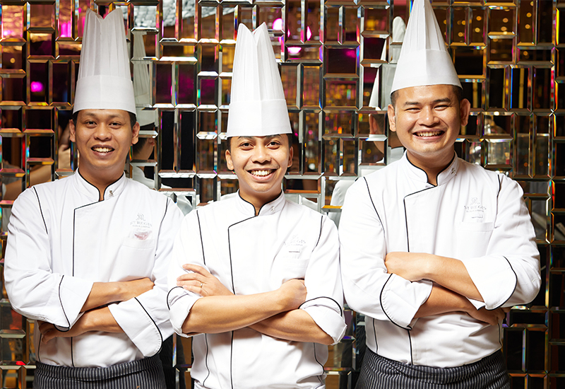 Review A Novel Experience Of Malay Heritage Cuisine At St Regis Kl