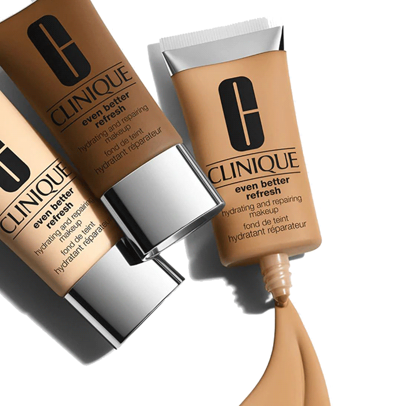 Clinique Even Better Refresh Hydrating and Repairing Makeup Foundation