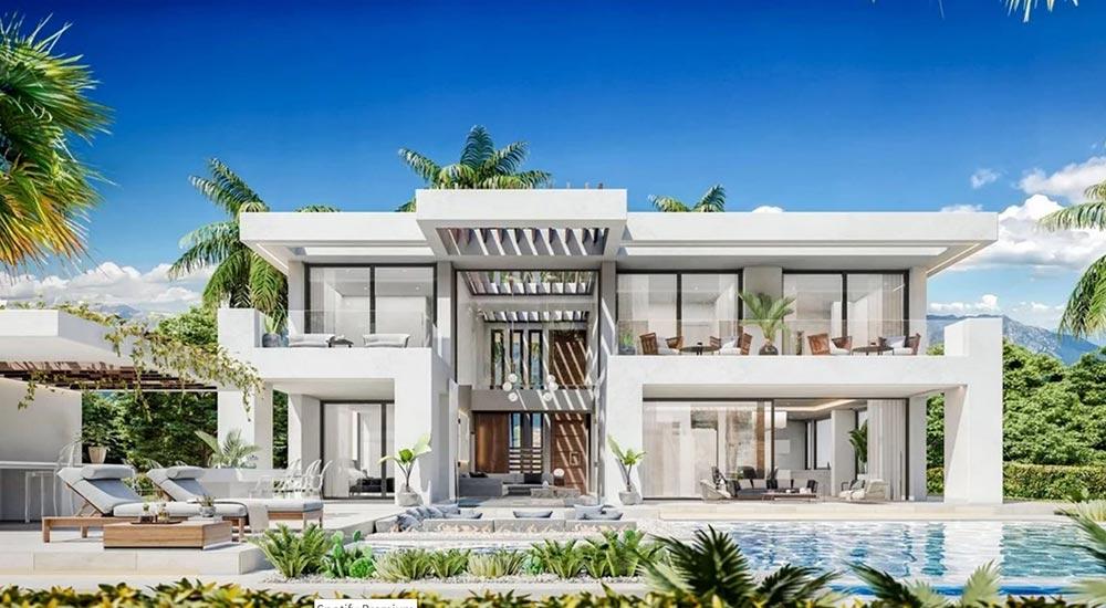 Cristiano Ronaldo Spanish villa