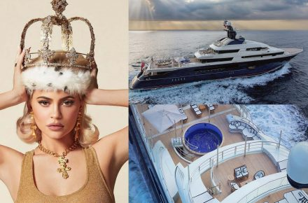 Kylie Jenner to celebrate birthday on Equanimity superyacht