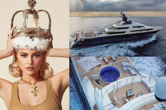 Kylie Jenner to celebrate birthday on Equanimity superyacht