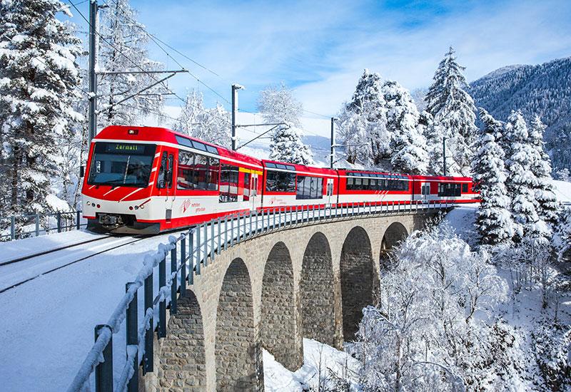 Montreux - Zermatt