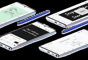 Samsung Galaxy Note10 S Pen