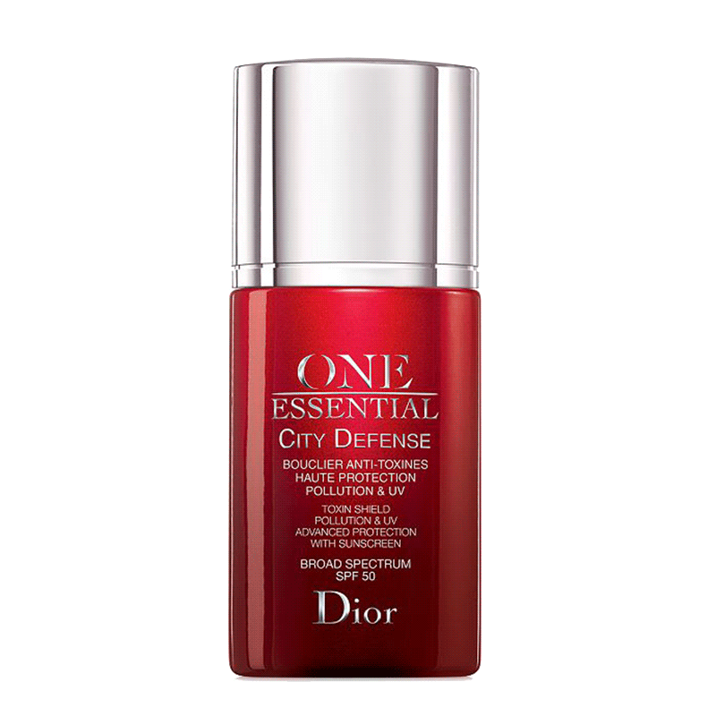 Dior ONE Essential City Defense Toxin Shield Pollution & UV Advanced Protection SPF 50 PA++++