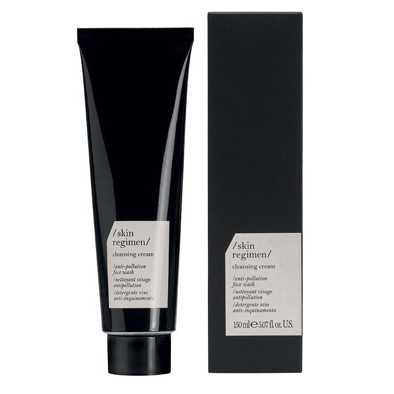 /skin regimen/ cleansing cream anti-pollution face wash