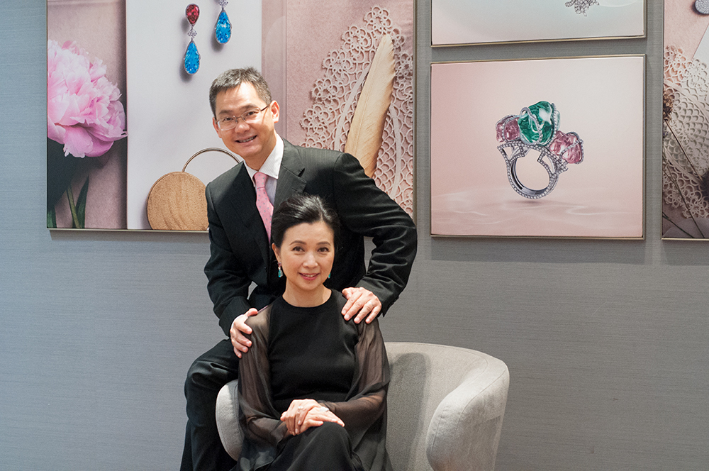 How Annie Yau and Tommy Tse's love embodies the heart of TSL Jewellery