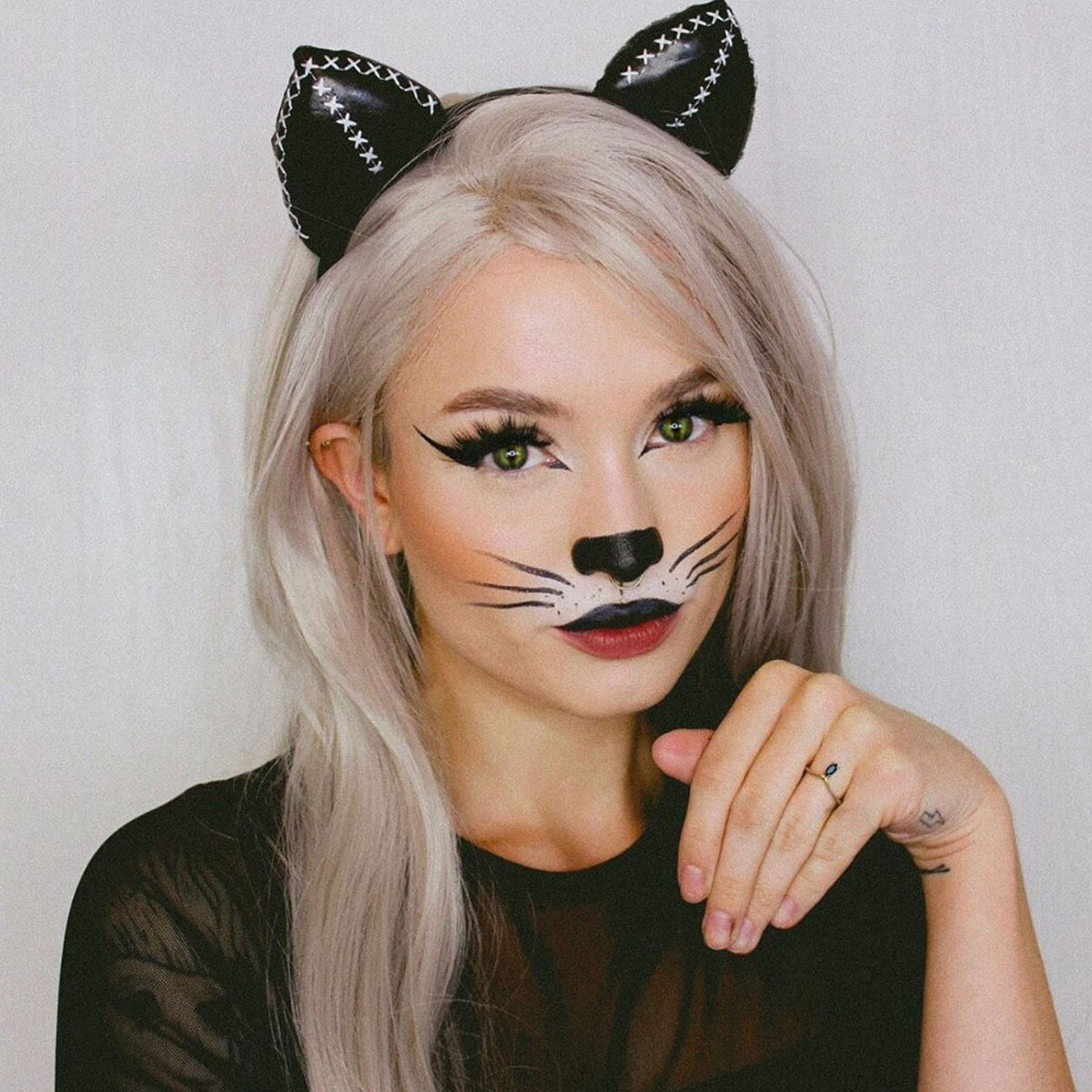 6 easy Halloween makeup looks you can recreate at home