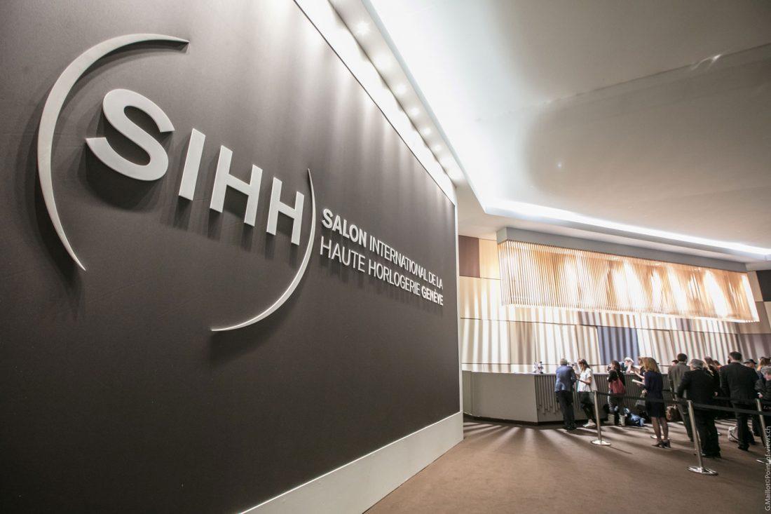 SIHH will be rebranded as Watches & Wonder Geneva beginning 2020