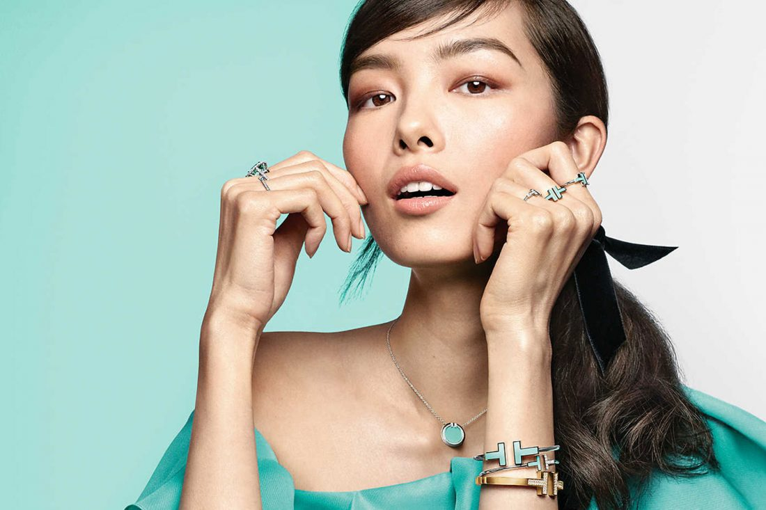 Let Tiffany T's extended gemstone collection add colour to your look