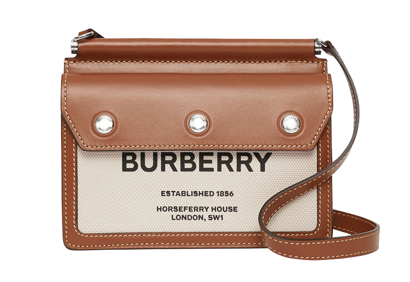 Burberry The Title Bag