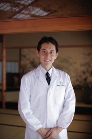 1 Michelin-starred Master Chef Takuji Takahashi