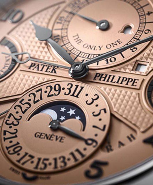 Patek Phillipe Grandmaster Chime Ref. 6300A