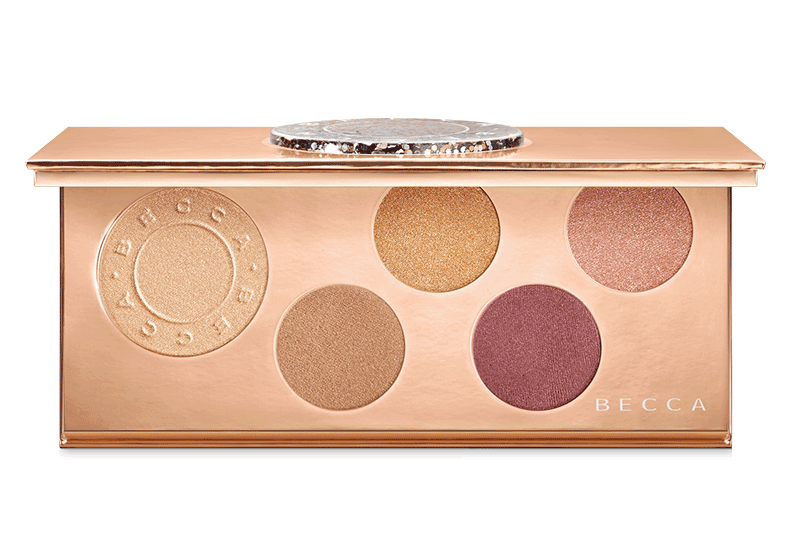 BECCA Pop Goes the Glow Champagne Pop Face & Eye Palette